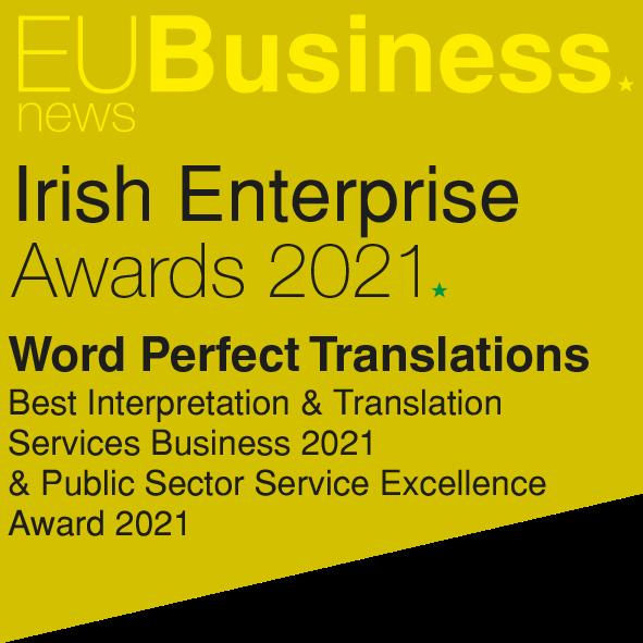 EU Business News | Irish Enterprise Awards 2019